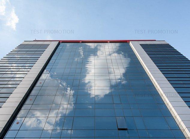 COMISION 0 Office Birou premium Aurel Vlaicu Barbu Vacarescu 1500-7500mp metrou - imaginea 1