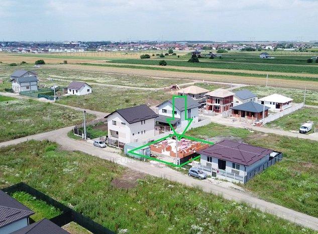 Casa 3 camere - comuna Berceni - imaginea 1