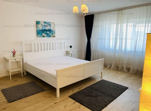 Apartament 2 camere mobilat si utilat modern - imaginea 1