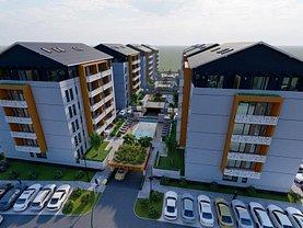 Penthouse de vânzare 3 camere, în Giroc