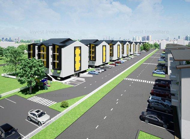 Cug-Expomobila, apartament decomandat, complex securizat, constructie solida - imaginea 1