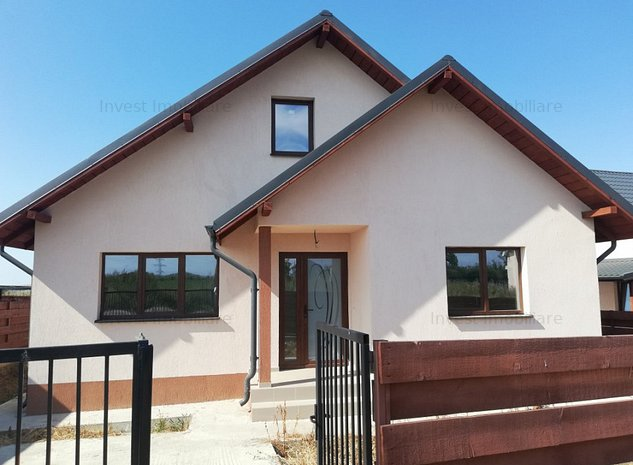 Casa individuala 3 camere, beci, in zona Miroslava 1km de Primarie - imaginea 1