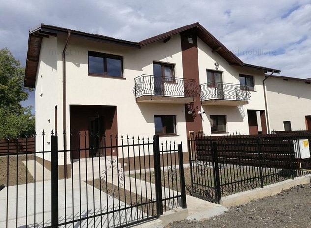 Vila cu 4 camere in zona Centru-Miroslava - imaginea 1