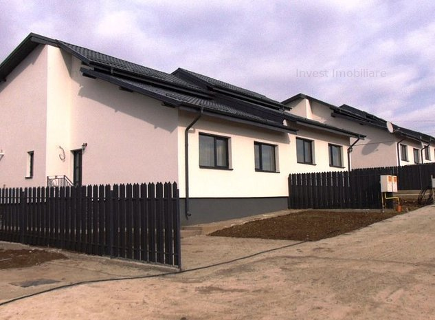 Casa tip duplex 3 camere cu posibilitatea de mansardare - imaginea 1