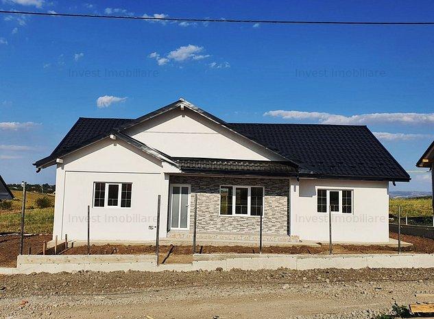 Casa 4 camere Individuala cu 450mp curte Valea Ursului - imaginea 1