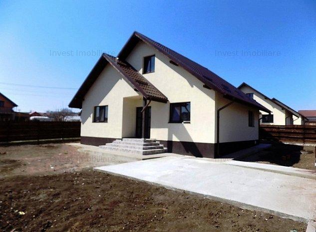 Casa individuala 3 camere P+M Horpaz! - imaginea 1