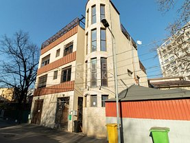 Casa de închiriat 8 camere, în Bucureşti, zona P-ţa Muncii