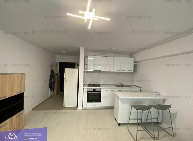 Apartament 1 camera, 37mp, et 3/9, 41000e - imaginea 1