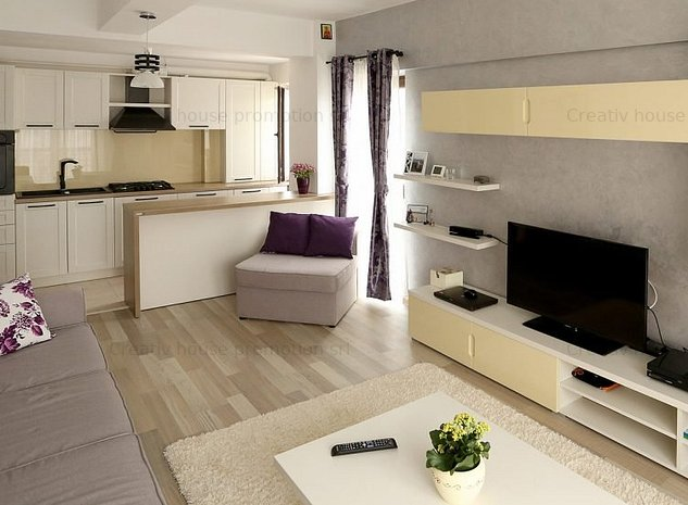 Apropiere piataAlbaDecebal -apartament trei camere decomandate bloc nou - imaginea 1