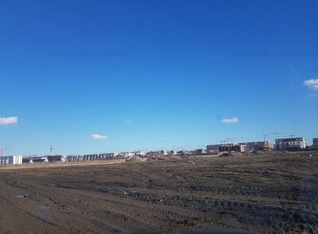 Teren rezidential,pretabil blocuri , in zona Tractorul (in zona Qualis) - imaginea 1