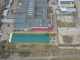 Vânzare spaţiu industrial în Iasi, Zona industriala