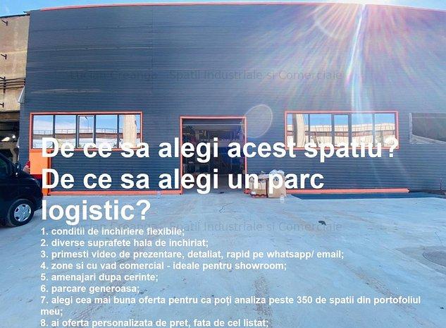 Hala, depozit, productie, service auto, 200-670mp, Egros - imaginea 1