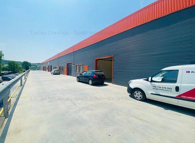 Depozit sau hala productie, 846mp, Calea Chisinaului, Iasi - imaginea 1