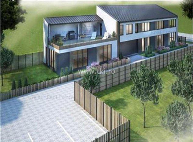 Vila individuala cu piscina / inchiriere / Sibiu - imaginea 1