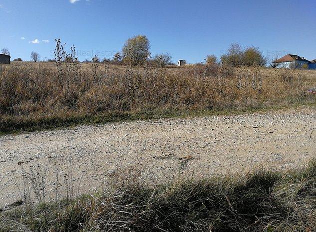 Teren intravilan de vanzare Sibiu - Calea Cisnadiei - imaginea 1