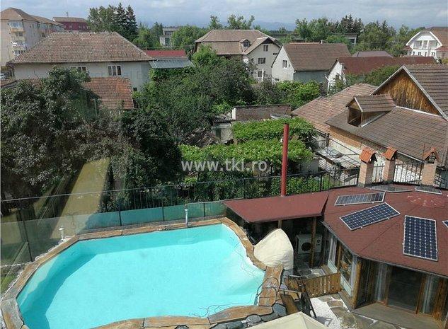 Spatiu cu piscina / inchiriere / Sibiu - imaginea 1