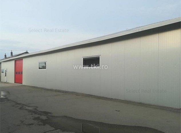 Spatiu/hala industriala / inchiriere / Sibiu - imaginea 1