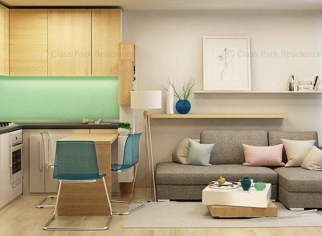 Apartament nou 2 camere Targoviste cu birou. 3 min Parc Chindia - imaginea 1