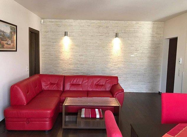 Inchiriere apartament 2 camere Zorilor Mircea Eliade - imaginea 1