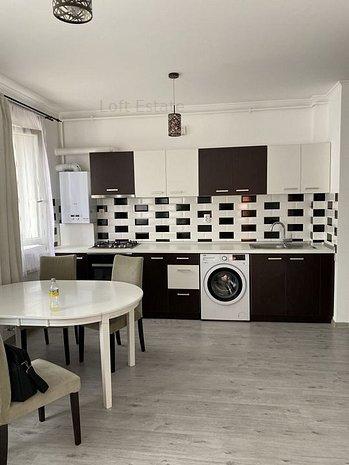 COMISION 0% Vanzare apartament 2 camere Floresti strada Stadionului - imaginea 1