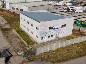 Vânzare spaţiu industrial în Deva, Depozitelor