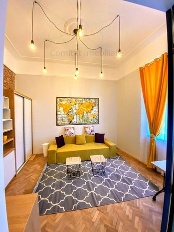 Apartament ultramodern, strada Motilor - imaginea 1