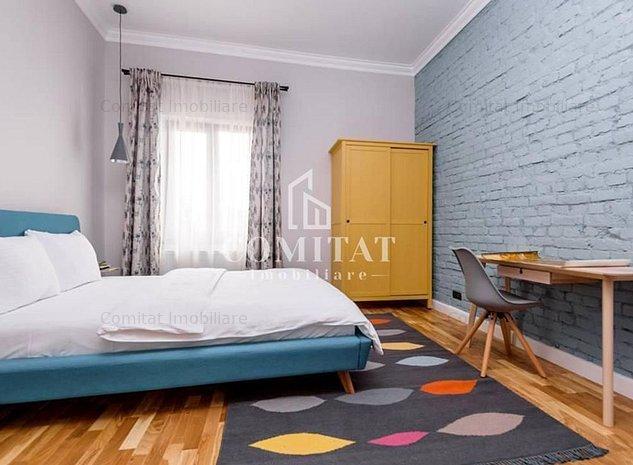 Apartament ultramodern in cladire istorica in P-ta Unirii - imaginea 1