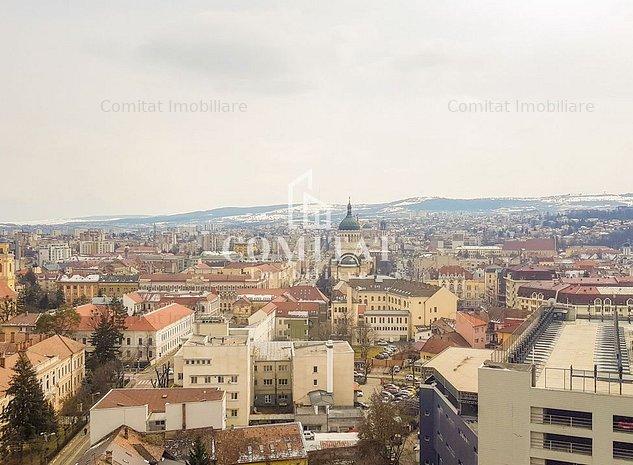 Caminul tau cu panorama in centrul orasului Cluj Napoca - imaginea 1