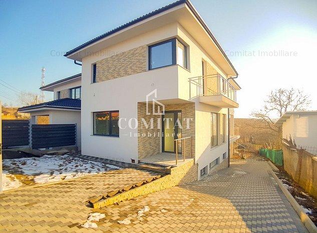 O casa luminoasa in Feleacu cu teren de 524 mp - imaginea 1