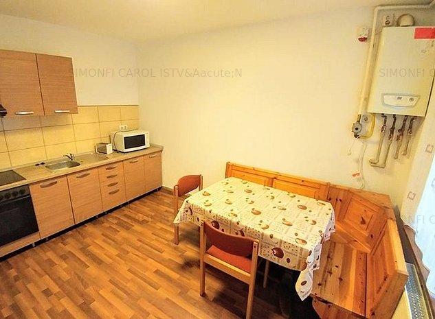 Apartament cu 2 camere spatioase, 76 mp in zona Lic Papiu (UMF)la casa - imaginea 1