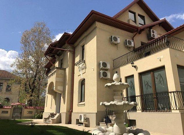 Dorobanti Capitale | 1923 House | Rent or Sale - imaginea 1