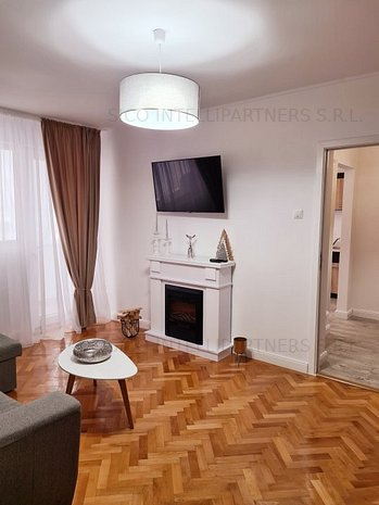 Apartament 2 Camere Decomandat lux Obor Iancului Sectrum 455 Euro - imaginea 1
