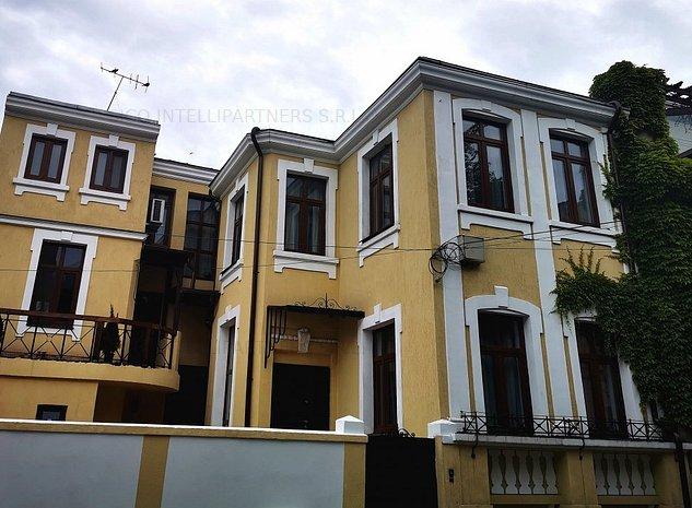 Cismigiu - Casa / Vila de inchiriat - imaginea 1