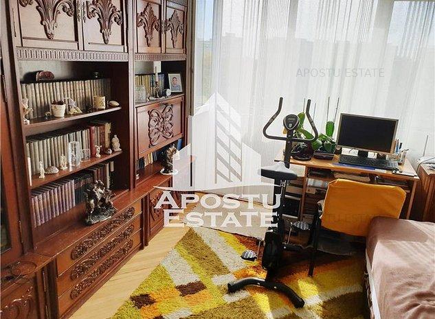 Apartament cu 2 camere DECOMANDAT in zona Dacia - imaginea 1