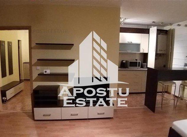 Apartament 1 camera, spatios, Zona Aradului - imaginea 1