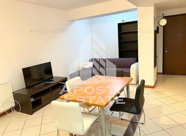 Apartament modern cu 2 camere, CENTRALA PROPRIE, in zona Torontalului. DISPONIBI - imaginea 1