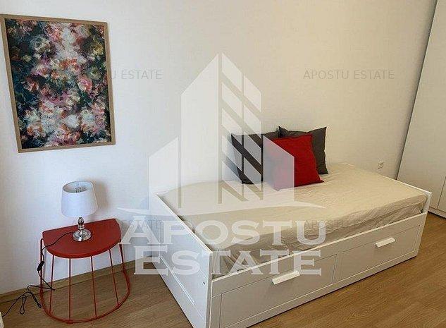 Apartament superb cu 1 camera in zona Dacia, centrala proprie - imaginea 1