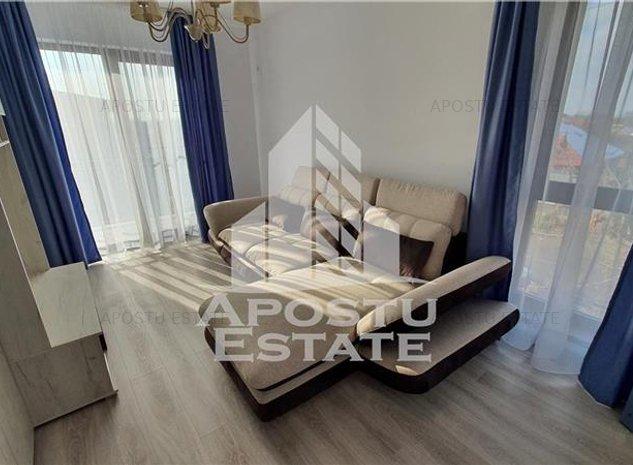 Apartament Lux, 2 camere, zona Mehala, Bloc nou, Prima inchiriere - imaginea 1