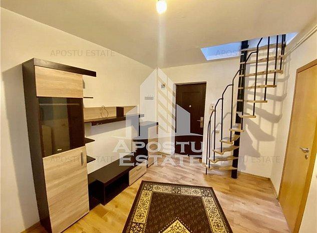 Apartamen 1 camera cu mansarda - imaginea 1