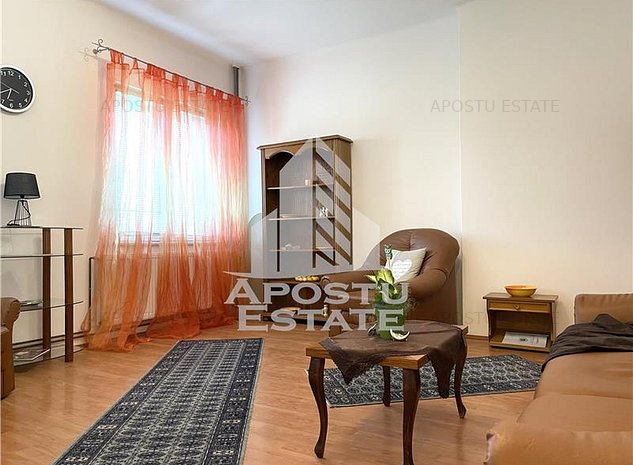 Apartament cu 2 camere+curte, decomandat, la etajul intai Odobescu - imaginea 1