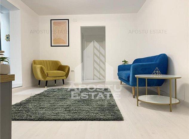 Apartament deosebit cu 2 camere, la etajul intai, Calea Sagului - imaginea 1