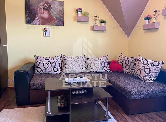 Apartament cu 2 camere situat in zona D?mbovița. Comision 0% la cumparator - imaginea 1
