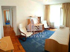 Apartament de închiriat 3 camere în Timisoara, Dacia