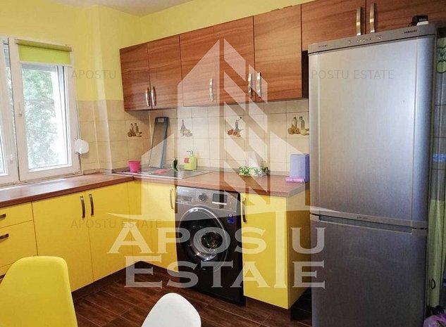 Apartament cu 2 camere, Zona Topografilor, 10 minute de Unirii - imaginea 1