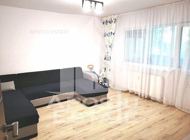 Apartament cu 3 camere Decomandat in zona Spitalul Judetean - imaginea 1