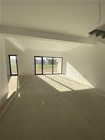 Duplex modern in Mosnita noua 110mp utili. Finisaje alese de client. - imaginea 1
