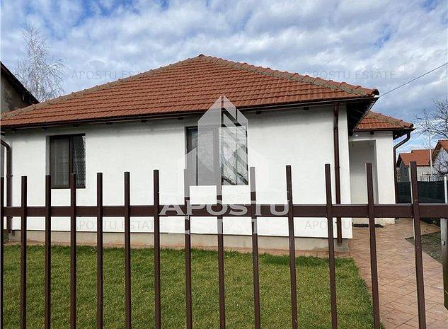 Casa individuala cu 3 camere in Utvin, toate utilitatile. - imaginea 1