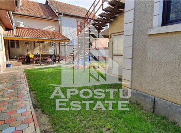 Teren cu 3 case in Timisoara, zona Balcescu - imaginea 1
