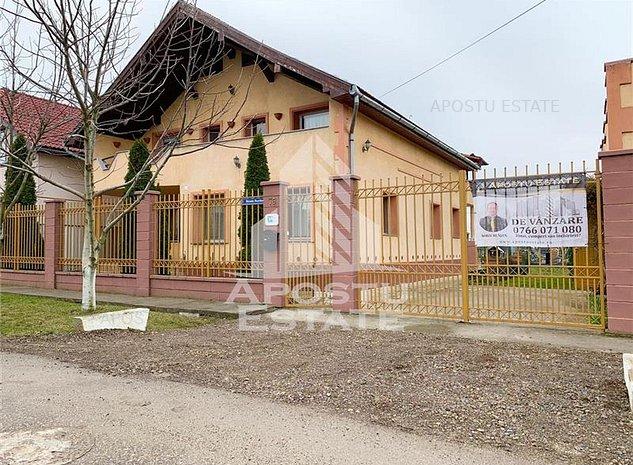 Vila individuala cu teren 1000mp in Mosnita Noua - imaginea 1