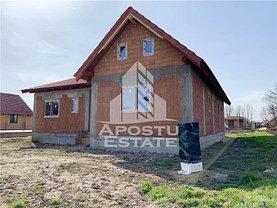 Casa de vânzare 3 camere, în Sânmihaiu Român, zona Central